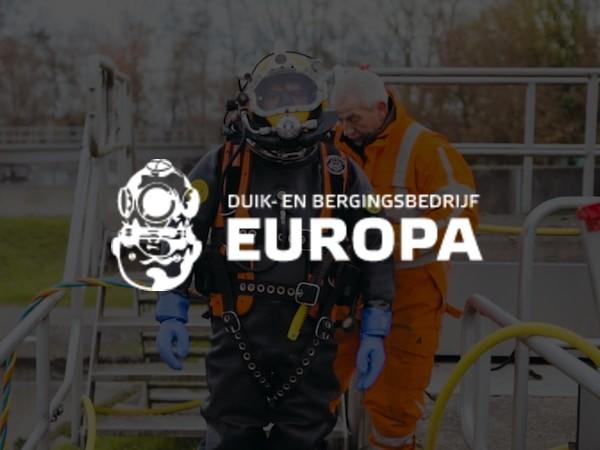 Duikbedrijf Europa